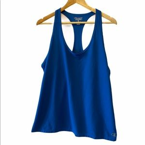 NWOT CHAMPION Performance Cobalt Athletic Tank XL